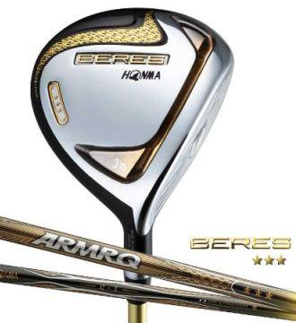 ゴルフ クラブ フェアウェイウッド 本間ゴルフ ホンマ ベレス フェアウェイウッド 3S ★★★ HONMA BERES FW 3S 2020モデル