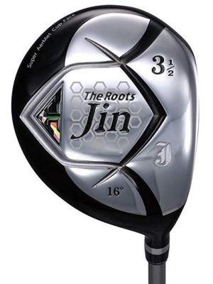 ゴルフ クラブ フェアウェイウッド メンズ ルーツゴルフ JIN ジン The Roots Jin FAIRWAY WOOD 2019モデル