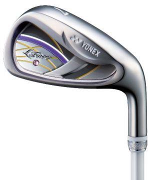ゴルフ クラブ アイアン レディース ヨネックス フィオーレ アイアン5本セット(7~SW) FR800 YONEX Fiore IRON 2020モデル