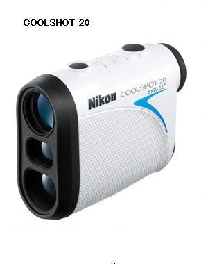 NIKON ニコン COOLSHOT 20 レーザー距離計 2014NEWモデル ライト G970