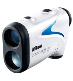 ゴルフ 距離計 NIKON ニコン COOLSHOT クールショット 40 レーザー距離計 ライト G976