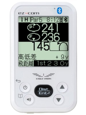 EV-731 イーグル ビジョン ez com ゴルフナビ EAGLE VISION GPS GOLF NAVI 朝日ゴルフ 2017モデル EV731