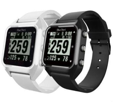 ゴルフ GPSナビ ショットナビ HuG SHOT NAVI 腕時計型 GPS ライト G728