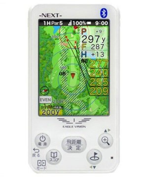 ゴルフ ナビ EV-732 アサヒゴルフ イーグル ビジョン ネクスト EAGLE VISION NEXT GPS GOLF NAVI ASAHI 朝日ゴルフ 2017モデル EV732