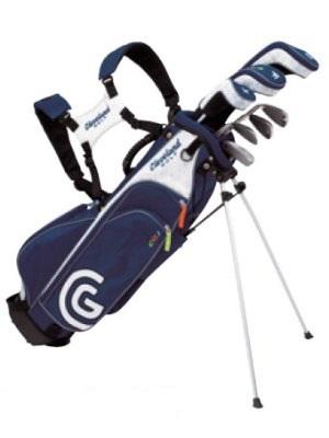 ゴルフ クラブ ジュニア セット CLEVELAND クリーブランド LARGE 11~14歳用 2015モデル