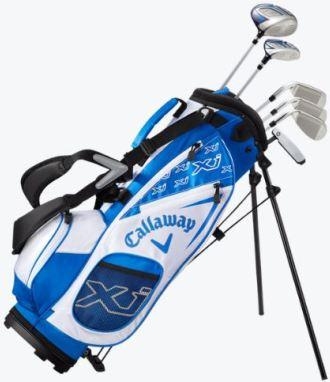 ゴルフ クラブ ジュニア セット キャロウェイ Xj 2 身長115cm~135cm Callaway 日本仕様 2018モデル