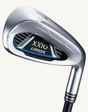 ゴルフ クラブ メンズ アイアン ゼクシオ クロス アイアン9本セット(5~SW)N.S.PRO 870GH DST DUNLOP XXIO CROSS IRON ダンロップ 2019モデル