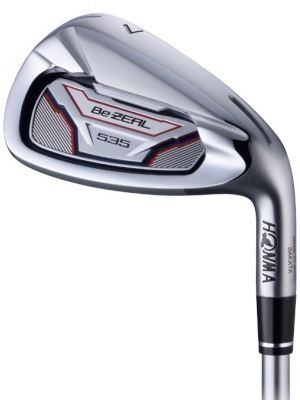 本間ゴルフ ホンマ ビジール 535 アイアン5本セット(6~10)HONMA Be ZEAL 535 N.S.PRO950GH スチールシャフト 2018モデル