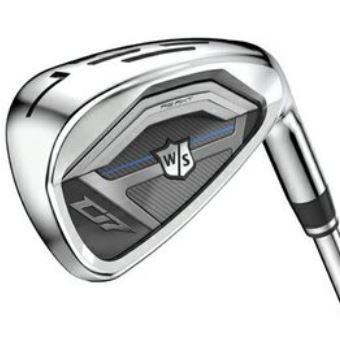 ゴルフ クラブ アイアンセット メンズ ウィルソン D7 アイアン 6本セット(5~PW) WILSON D7 IRON 6S 2019モデル