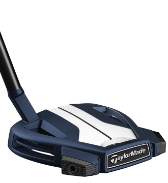 ゴルフ クラブ パター メンズ テーラーメイド スパイダー X ブルー ホワイト スモール スラント TaylorMade Spider X BLUE WHITE SMALL SLANT