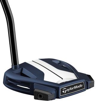 ゴルフ クラブ パター メンズ テーラーメイド スパイダー X ブルー ホワイト シングル ベンド TaylorMade Spider X BLUE WHITE SINGLE BEND