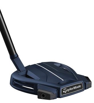 ゴルフ クラブ パター メンズ テーラーメイド スパイダー X ブルー スモール スラント TaylorMade Spider X BLUE SMALL SLANT