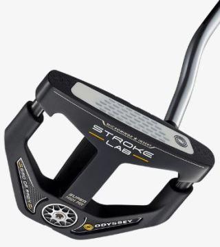 ゴルフ クラブ パター オデッセイ ストロークラボ ブラック バードオブプレイ ODYSSEY BIRD OF PREY PUTTER 2020モデル