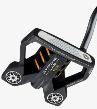 ゴルフ クラブ パター オデッセイ ストロークラボ ブラック TEN ODYSSEY PUTTER 2020モデル