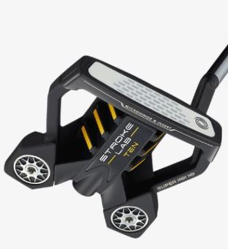 ゴルフ クラブ パター オデッセイ ストロークラボ ブラック TEN S ODYSSEY PUTTER 2020モデル