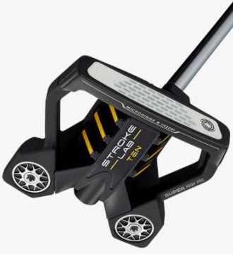 ゴルフ クラブ パター オデッセイ ストロークラボ ブラック TEN CS ODYSSEY PUTTER 2020モデル