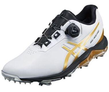 ゴルフ シューズ メンズ アシックス ゲルエース プロ 4 ボア 1113A002 ASICS GEL-ACE PRO 4 BOA 2019モデル