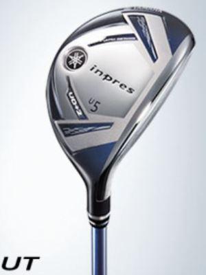 ゴルフ クラブ ユーティリティ ヤマハ インプレス UDプラス2 TMX-419U YAMAHA inpres UD+2 UT 2019年モデル