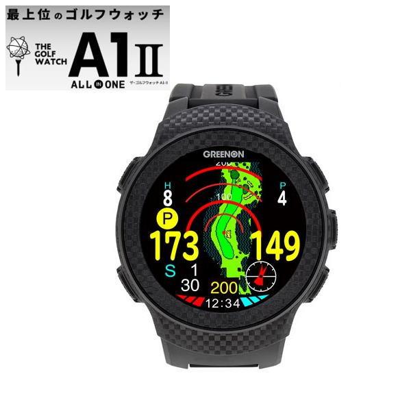 GREENON グリーンオン ゴルフナビ GOLFWATCH 腕時計【送料無料】