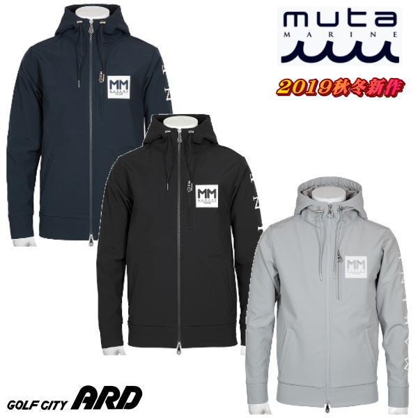 muta MARINE / ムータマリン / レディース / メンズ /3LAYER ボンディングパーカー【送料無料】
