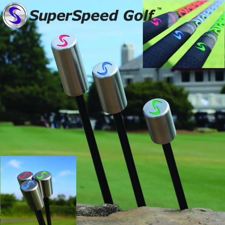 SuperSpeed Golf トレーニングシステム 飛距離アップ 練習用品 US直輸入品【あす楽対応】