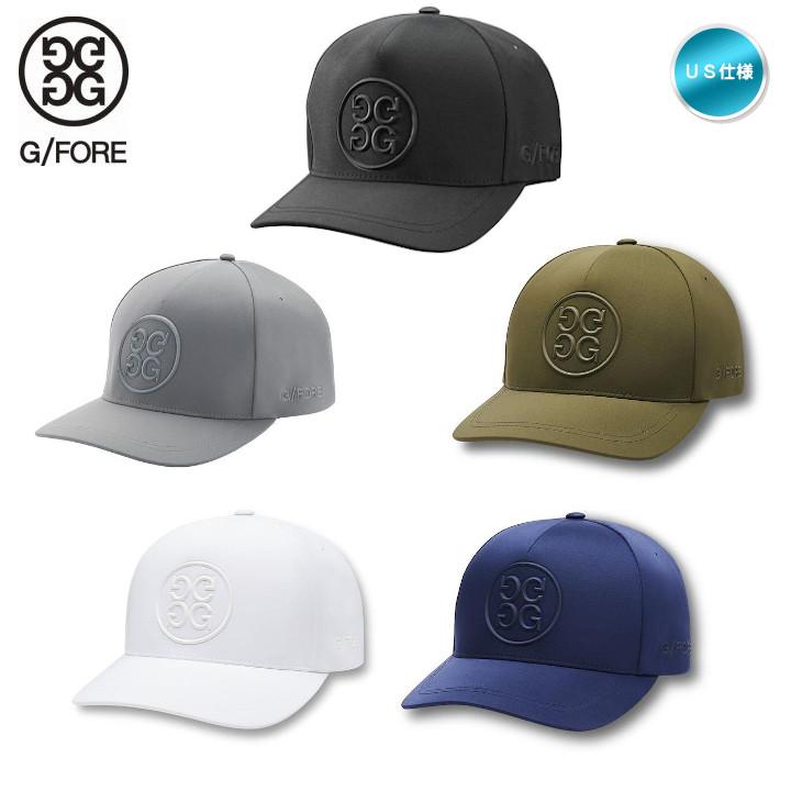 おしゃれなゴルファーが大注目のブランド G FORE Gフォア DELTA SNAPBACK あす楽対応 日本産 キャップ メール便不可 G4AC0H12 USモデル 帽子 物品