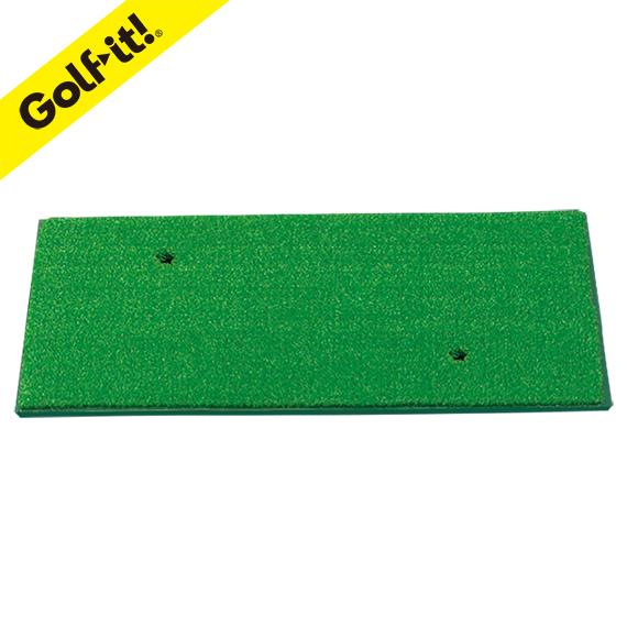 ゴルフ練習用マット ゴルフ用品補充部品 アイリスソーコーライト(LITE) M-443ベストライSTスーパーグリーンマット48SM-406