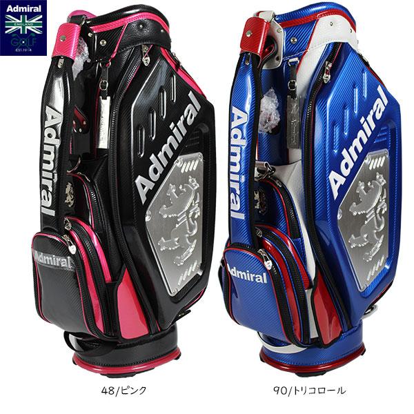 【2020春夏モデル】アドミラル キャディバッグ フラッグシップCB ADMG9SC1 9.5型 5.9kg 5分割 ゴルフバッグ 全2色 ゴルフ用品 Admiral Golf【ラッキーシール対応】