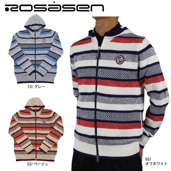 【50%OFF】 ロサーセン ROSASEN 044-36010 ネップTWパーカー メンズ ゴルフ ゴルフウエア 【ラッキーシール対応】