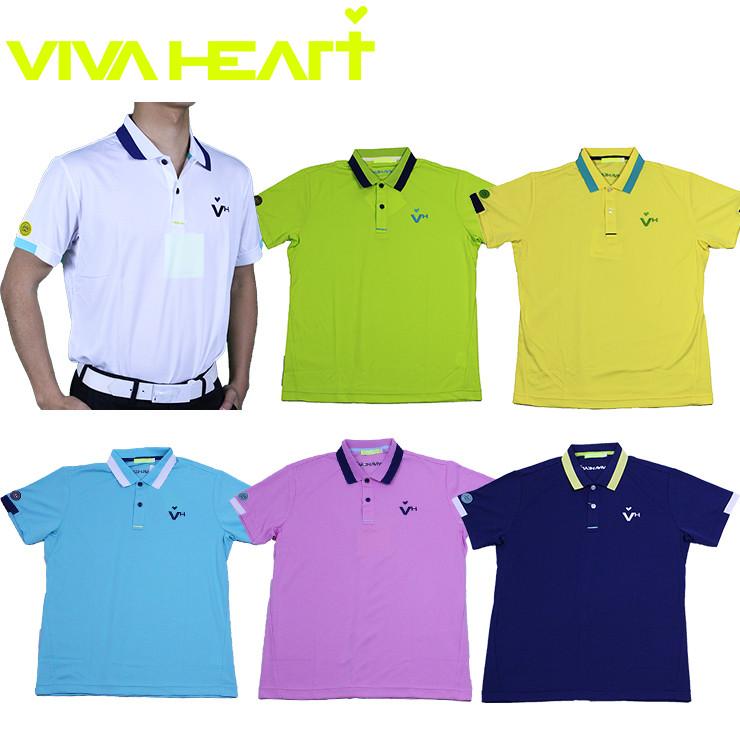 【50%OFF】 VIVAHEART ビバハート ポロシャツ 011-25240 半袖【ラッキーシール対応】