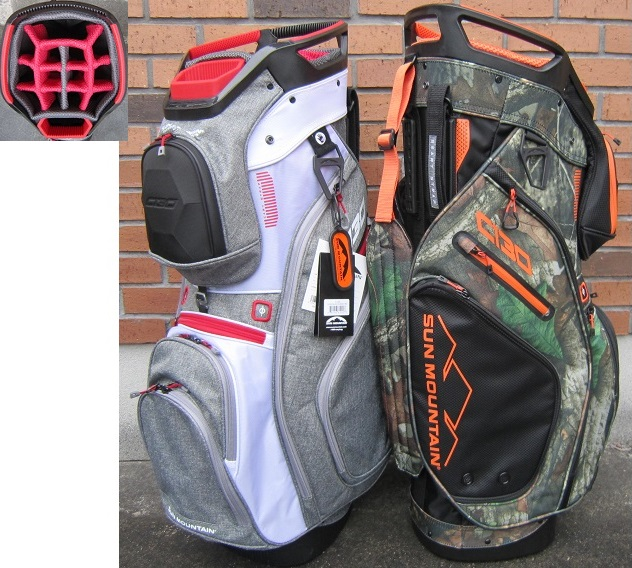 Sun Mountain 2018 C 130 Cart Bag