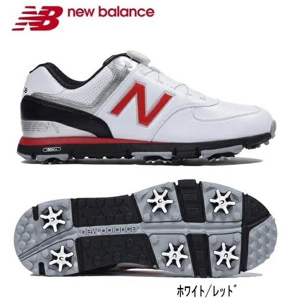 507bb3da91242 Sale newbalance ニューバランス 蔵 2018 MGB574 ボア ゴルフシューズ ...