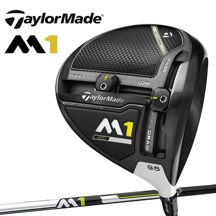 【店頭展示品】 テーラーメイド M1 ドライバー 460cc 2017 TM1-117 TaylorMade ゴルフ 日本モデル