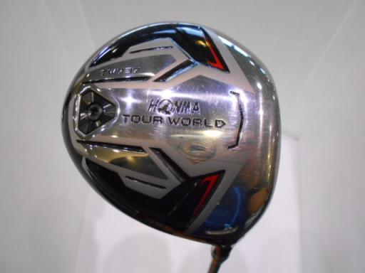 中古 Cランク (フレックスS) 本間ゴルフ TOUR WORLD TW737 455  9.5° VIZARD EX-A55 S 男性用 右利き ドライバー DR