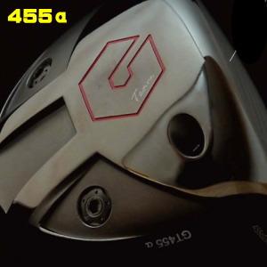 【送料無料】GTD 新型 455モデル! GTD455α(アルファ) ドライバーヘッド
