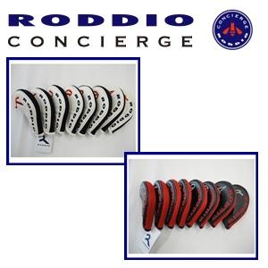RODDIO IRON COVER 8個入りセット【#5~9,P,A,S】ロッディオ アイアンカバー ヘッドカバー