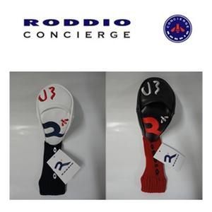 大人気 RODDIO U-3 HEAD COVER 好評受付中 ロッディオ ユーティリティ用ヘッドカバー ランキング総合1位