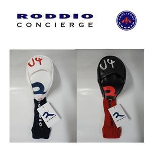 送料無料 大人気 日本最大級の品揃え RODDIO U-4 HEAD ユーティリティ用ヘッドカバー ロッディオ COVER