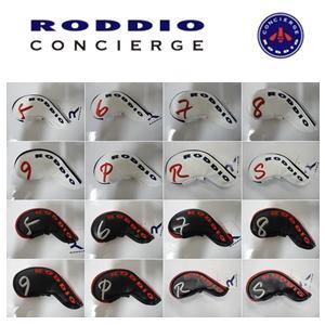 2020 ■大人気 RODDIO IRON COVER 8個入りセット #5 6 S アイアンカバー R ヘッドカバー 爆買い送料無料 ロッディオ 7~9 P