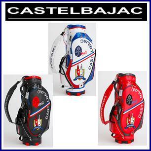 【送料無料】CASTELBAJAC 9.0型 カステルバジャック メンズ カートキャディバッグ『JCCアート柄』 【23803-302】