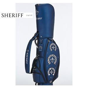 【送料無料】SHERIFF Acce SERIES シェリフ アクセシリーズ コンパクト キャディバッグ 『BLUE』【SAC-005】, ラジエーターのマエラヂ a3f2a58d