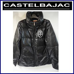 【送料無料】CASTELBAJAC カステルバジャック ダウンブルゾン【ブラック】レディースウェア 24510-902