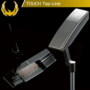 [SALE価格]クロノス TOUCH Top-Line パター