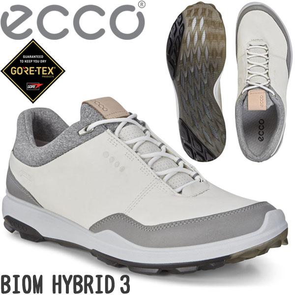 [SALE価格]エコー ゴルフ シューズ メンズ バイオム ハイブリッド3 155804