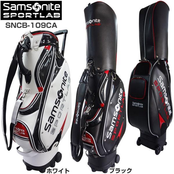 Cad Bag Sncb 109ca With The Samsonite Golf Caster