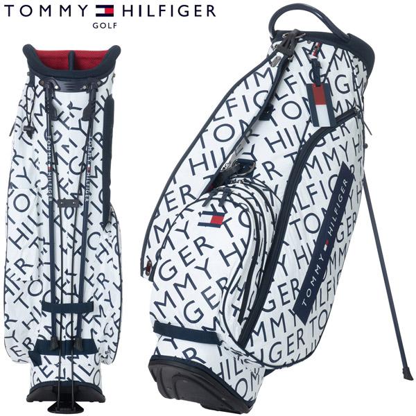 トミーヒルフィガー ゴルフ キャディバッグ タイベック スタンドバッグ THMG0SC9