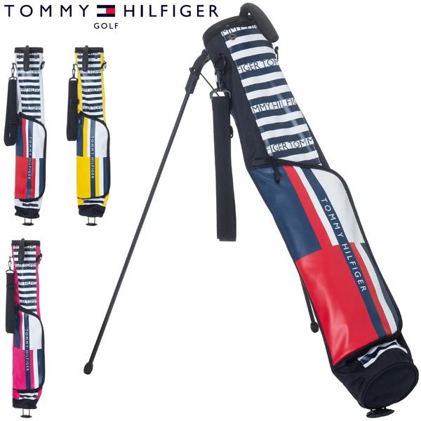 トミーヒルフィガー ゴルフ クラブケース THE TOMMY セルフスタンド バッグ THMG0SK1