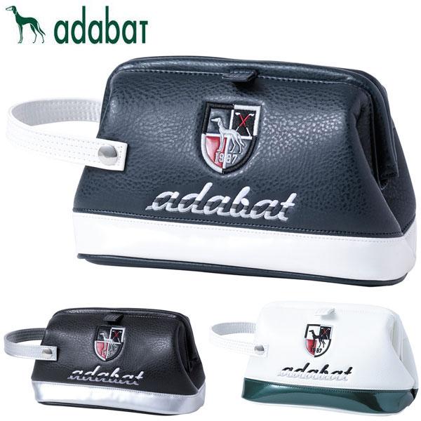 ファッション性と機能性を融合させたスポーツブランドマグネットタイプ アダバット ABZ411 カートポーチ 通信販売 人気