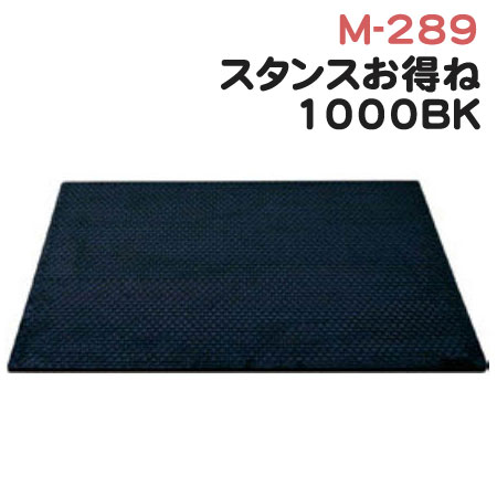 スタンスお得ね 1000BK M-289