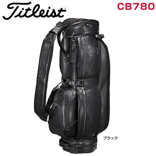 タイトリスト 数量限定 ブラックリミテッド キャディバッグ CB780